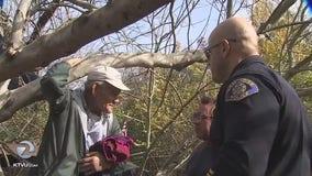 San Jose police launch program to patrol homeless encampments