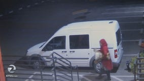 San Jose flower store burglary caught on video