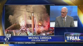 KTVU legal analyst discusses Ghost Ship trial a month since start