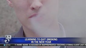 Getting people to quit smoking in the new year