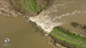 The lowdown on California's levees as another atmospheric river approaches