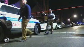 13 wounded in shooting at Chicago memorial for slain person