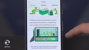 California earthquake warning app sends 1st public alert