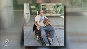 Wheelchair stolen from San Francisco man day after Thanksgiving in San Jose