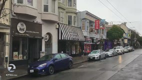 First time in months SF's Haight St. clear of construction for holiday shoppers