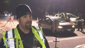 Police step up DUI patrols around the Bay Area for holiday season