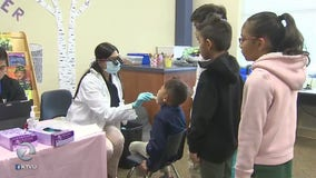 Health officials report widespread flu activity across California