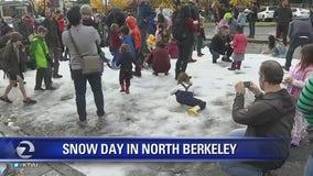 Snow day held Sunday in Berkeley