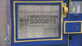 Martinez News-Gazette says Goodbye