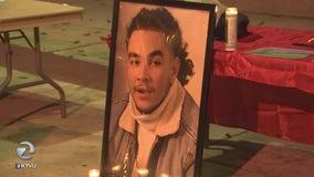 Vigil held in Union City for surviving crash victim