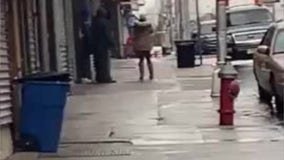 'Shooting like crazy': Dramatic Jersey City shooting video captures sound of heavy gunfire