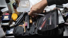 Potentially deadly bacteria such as E.coli found in 9 out of 10 make-up bags