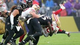 Optimistic 49ers undeterred by close loss to Ravens on road