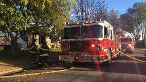 San Jose firefighter injured battling structure fire, multiple people displaced