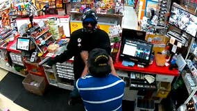 'Instinct kicked in:' Clerk fatally shoots armed suspect who robbed, pistol whipped him