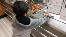 California launches largest free school lunch program in US