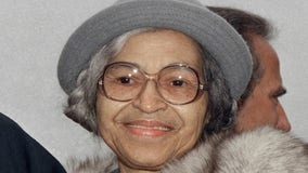 Alabama unveils statue of iconic civil rights activist Rosa Parks
