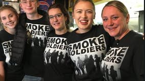 'Smoke Soldiers' pays tribute to North Bay firefighters