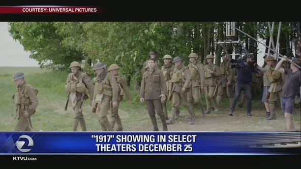 "Stars of ""1917"" visit The Nine"