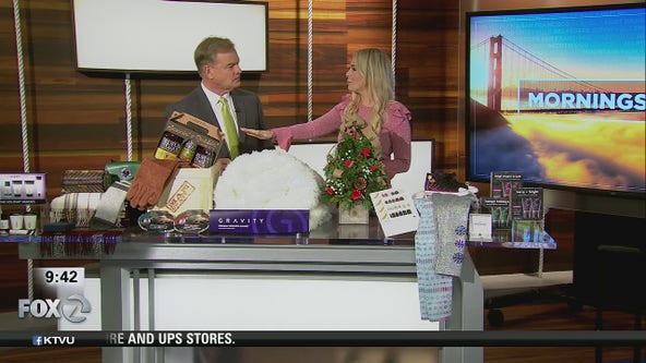 Holiday gift-giving ideas with Sadie Murray