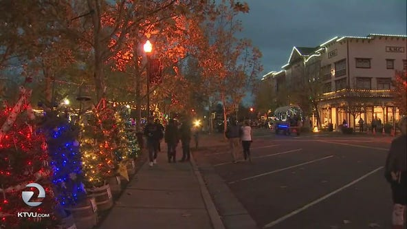 Holiday spirit strong in North Bay, residents brace for storm