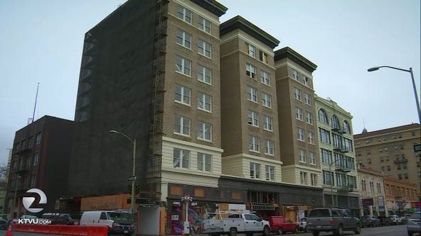 Affordable housing replacing deplorable Oakland hotel