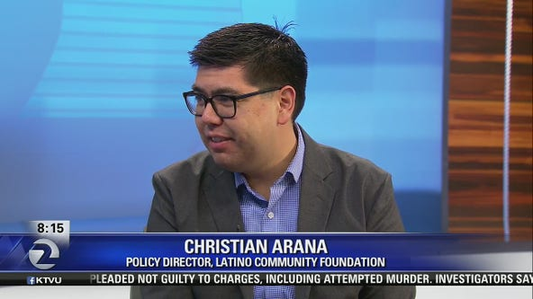 Christian Arana, Policy Director of the Latino Community Foundation discusses huge impact of Latino voters in 2020