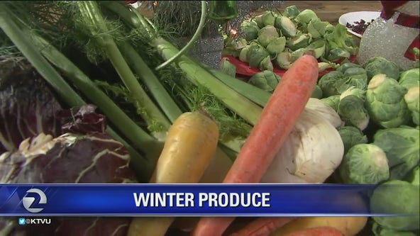 Produce expert Bob Borzone shares what's fresh at the farmer's market