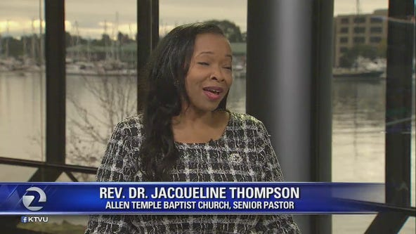 Allen Temple Baptist's historic new pastor