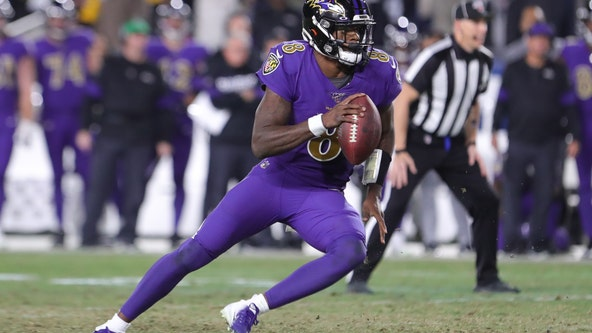 Don't forget Thursday Night Football on FOX: Jets at Ravens