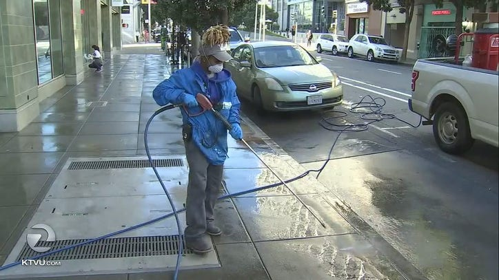 San Francisco launches much-needed litter cleanup initiative