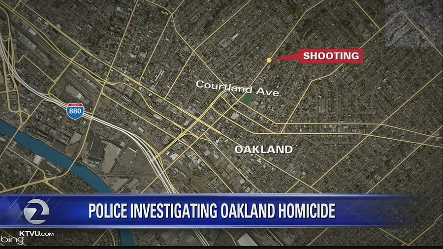One person dead in early morning Oakland shooting