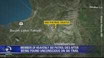 Heavenly ski patrol member dies on ski trail