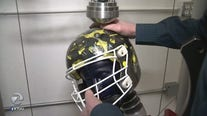 Protecting an athlete's brain from serious injuries advances with new innovative helmet