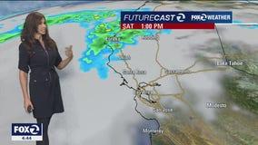 WEATHER FORECAST: Chance of rain Saturday