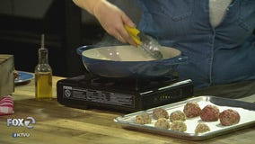 Tailgate party ideas: Italian meatballs