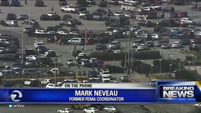 Former FEMA coordinator explains how law enforcement responds to San Bruno mall shooting