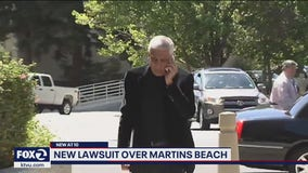 Billionaire sues San Mateo County sheriff for not arresting beach patrons