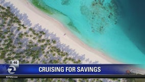 Finding a deal during cruise season