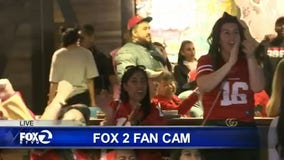 FOX 2 Fan Cam: 49ers defeat Packers in Santa Clara - Part 1