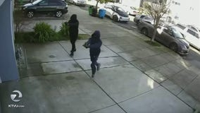 As many as 10 suspects escape after SF home-invasion robbery