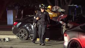 Feds will investigate deadly Tesla crash in Southern California