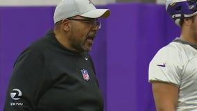 Minnesota Vikings defensive line coach Andre Patterson is a Richmond native
