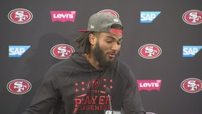 Raw: 49ers answer questions from members of the media on Wednesday, January 8, 2020