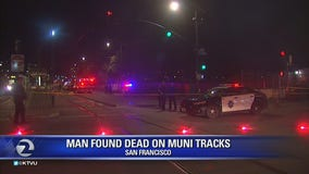 Man killed after falling off Muni Light Rail Vehicle car coupler