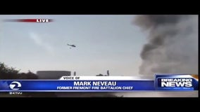 Former Battalion Chief Mark Neveau breaks down emergency response to massive refinery fire