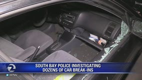 Dozens of car break-ins across Bay Area under investigation