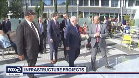 Newsom hosts National Governors Association in San Francisco, says infrastructure projects a priority