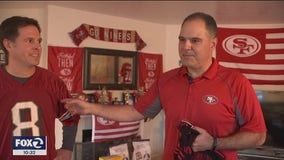 49ers super fan to recreate game-day experience in Pleasant Hill home