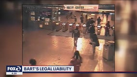 Two BART passengers who were attacked file lawsuit against BART